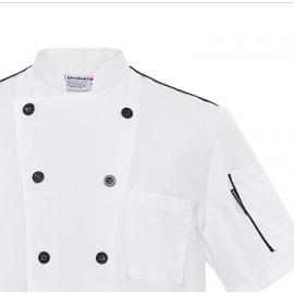 Áo đồng phục bếp 03