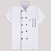 Áo đồng phục bếp 04