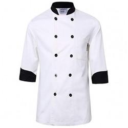 Áo đồng phục bếp 07