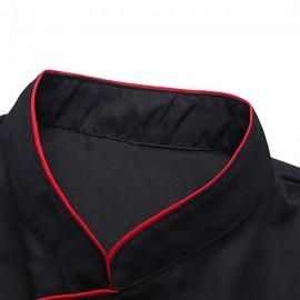 Áo đồng phục bếp 09