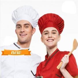 Mũ đầu bếp 01