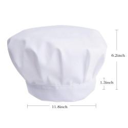 Mũ đầu bếp 06