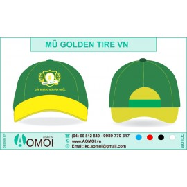 Mũ đồng phục GolDen Tire VN