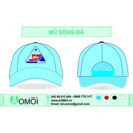 Mũ đồng phục Sông Đà