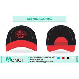 Mũ công ty Vinaconex