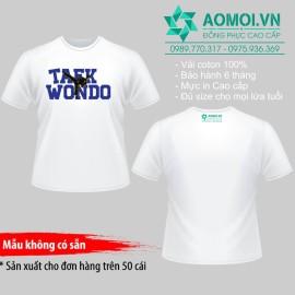 Áo võ TeaKwodo
