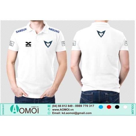 Áo phông SAMSUNG trắng