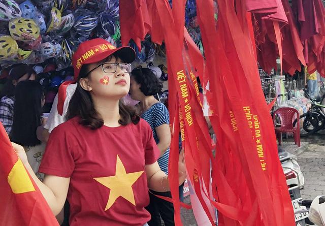 Bán áo cờ đỏ sao vàng tại Quận Ba Đình