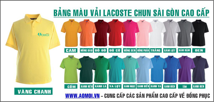 3 điểm cần lưu ý để may đồng phục đẹp ở Hà Nội